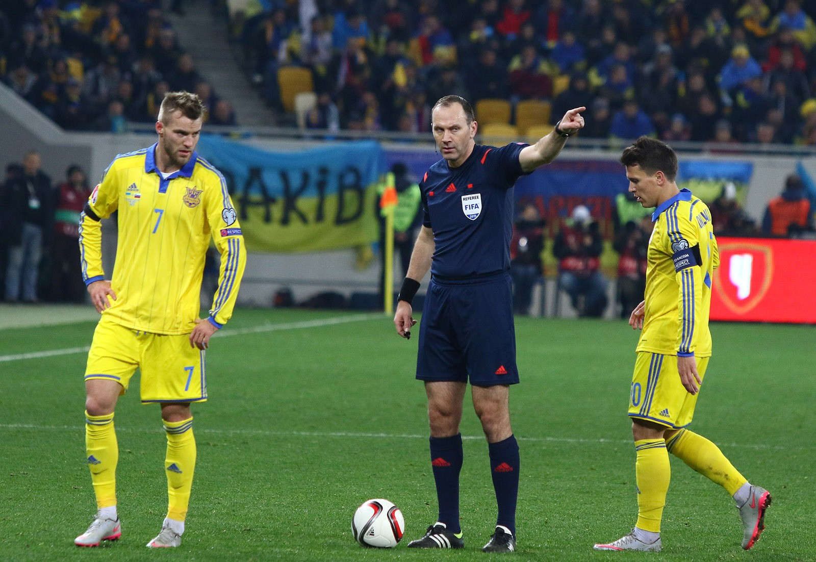 фото гола украины англии: