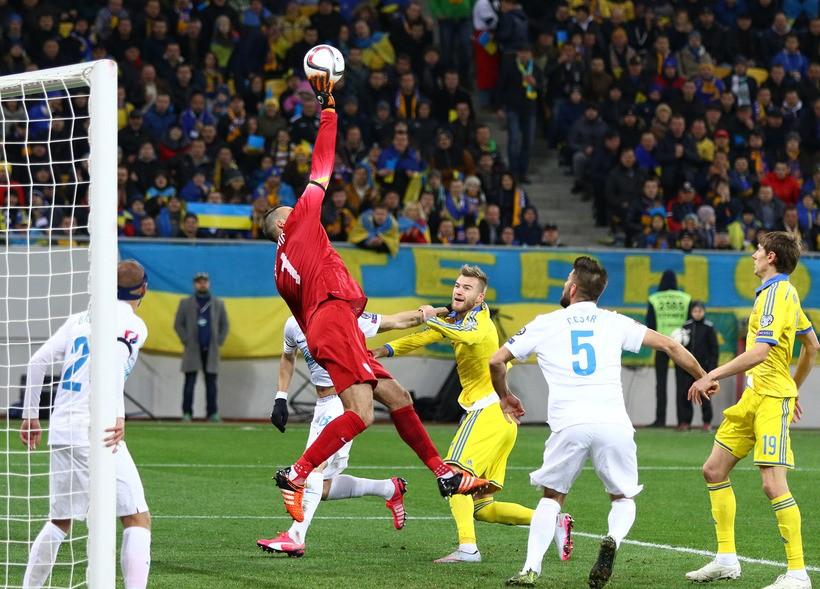 Отбор Евро-2016. Украина - Словения 2:0. Львов будет гулять всю ночь! - изображение 7