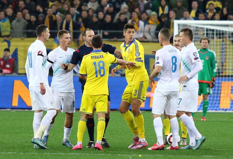 Отбор Евро-2016. Украина - Словения 2:0. Львов будет гулять всю ночь! - изображение 10