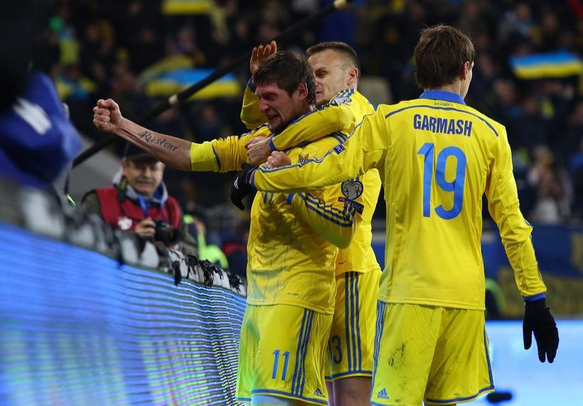 Отбор Евро-2016. Украина - Словения 2:0. Львов будет гулять всю ночь! - изображение 12