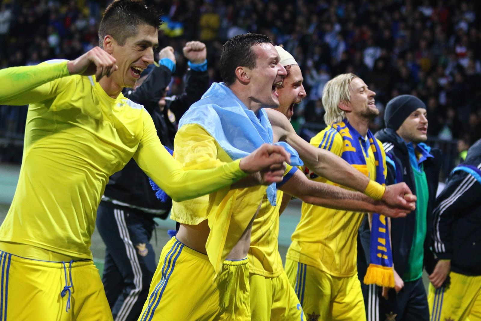 Федецкий: Евро-2012 пропустил из-за одного чудачка, который очень захотел, чтобы я там не сыграл - изображение 4