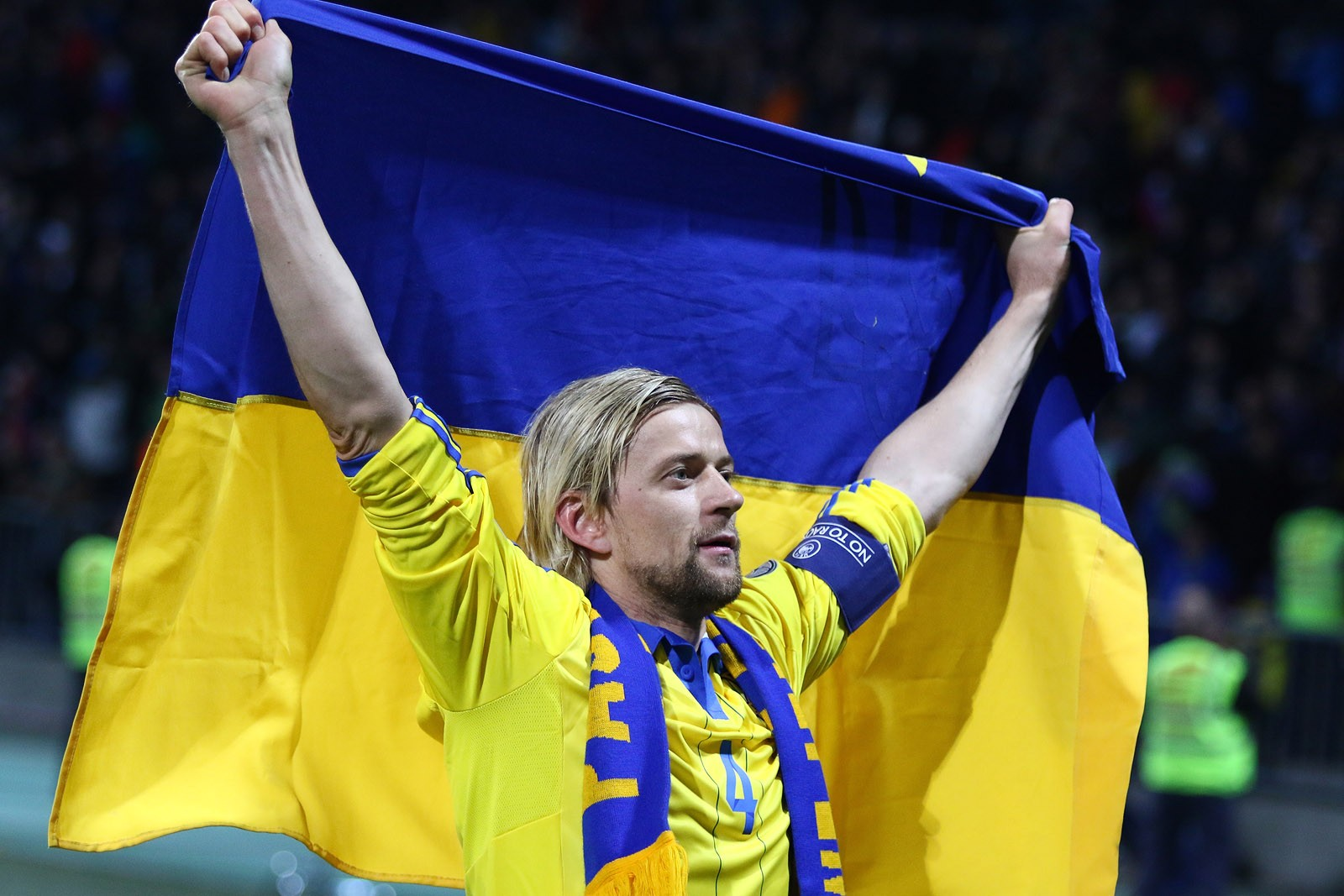 Анатолий Тимощук (Украина)