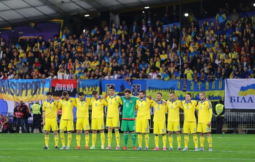 Відбір до Євро-2016. Словенія - Україна - 1:1. Команда бійців - изображение 3