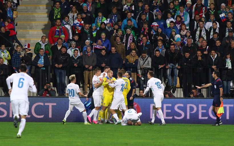 Відбір до Євро-2016. Словенія - Україна - 1:1. Команда бійців - изображение 4