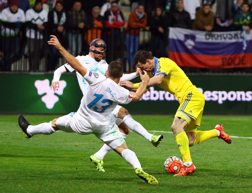 Відбір до Євро-2016. Словенія - Україна - 1:1. Команда бійців - изображение 7