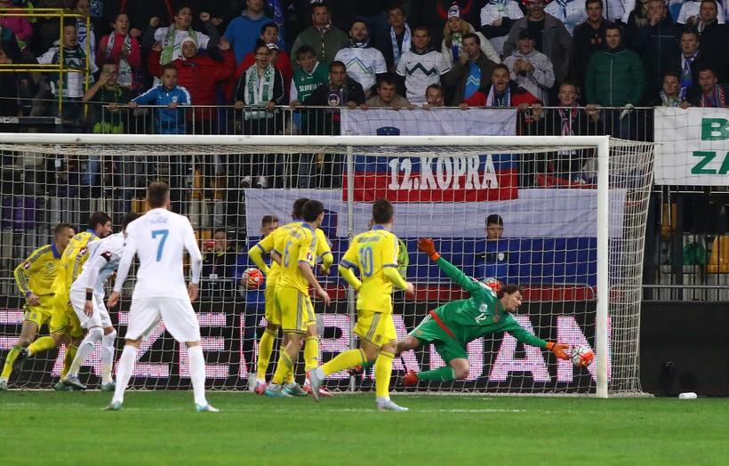 Відбір до Євро-2016. Словенія - Україна - 1:1. Команда бійців - изображение 10