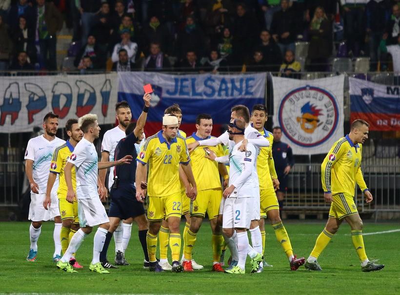Відбір до Євро-2016. Словенія - Україна - 1:1. Команда бійців - изображение 11
