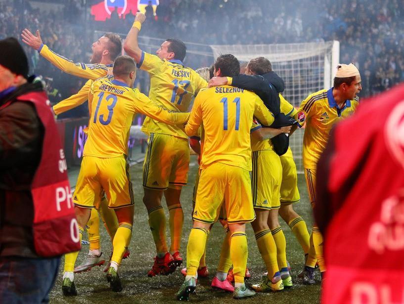 Відбір до Євро-2016. Словенія - Україна - 1:1. Команда бійців - изображение 12