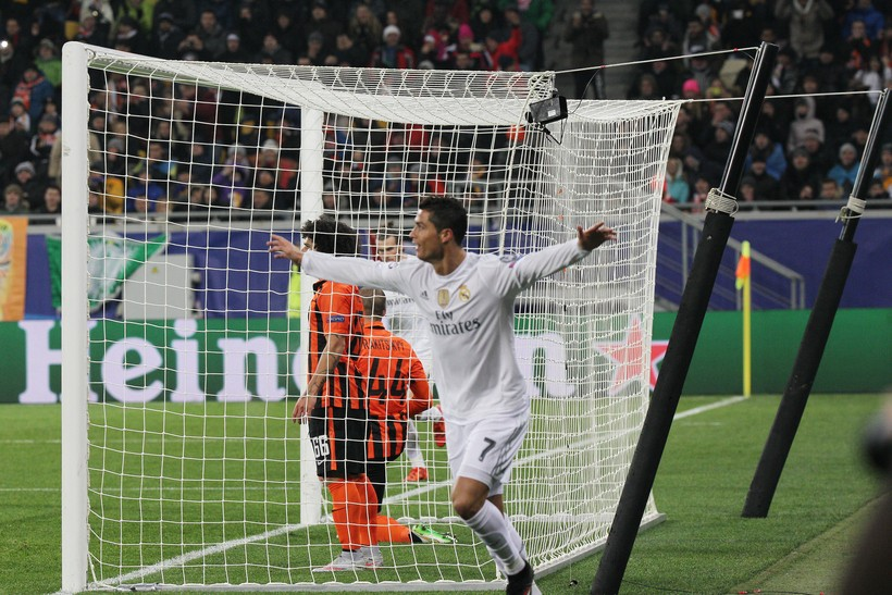 Лига чемпионов. Шахтер - Реал 3:4. С барского плеча - изображение 6