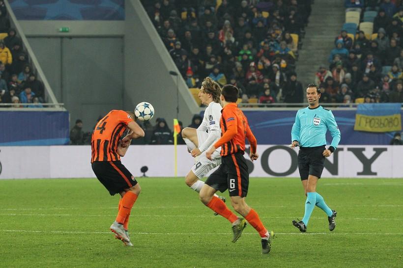Лига чемпионов. Шахтер - Реал 3:4. С барского плеча - изображение 7