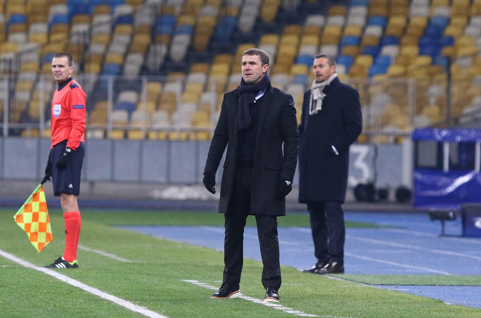 Сергей Ребров (Динамо Киев)