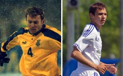 От отца к сыну. Футбольные династии в киевском Динамо - изображение 8
