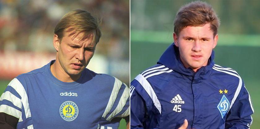 От отца к сыну. Футбольные династии в киевском Динамо - изображение 6