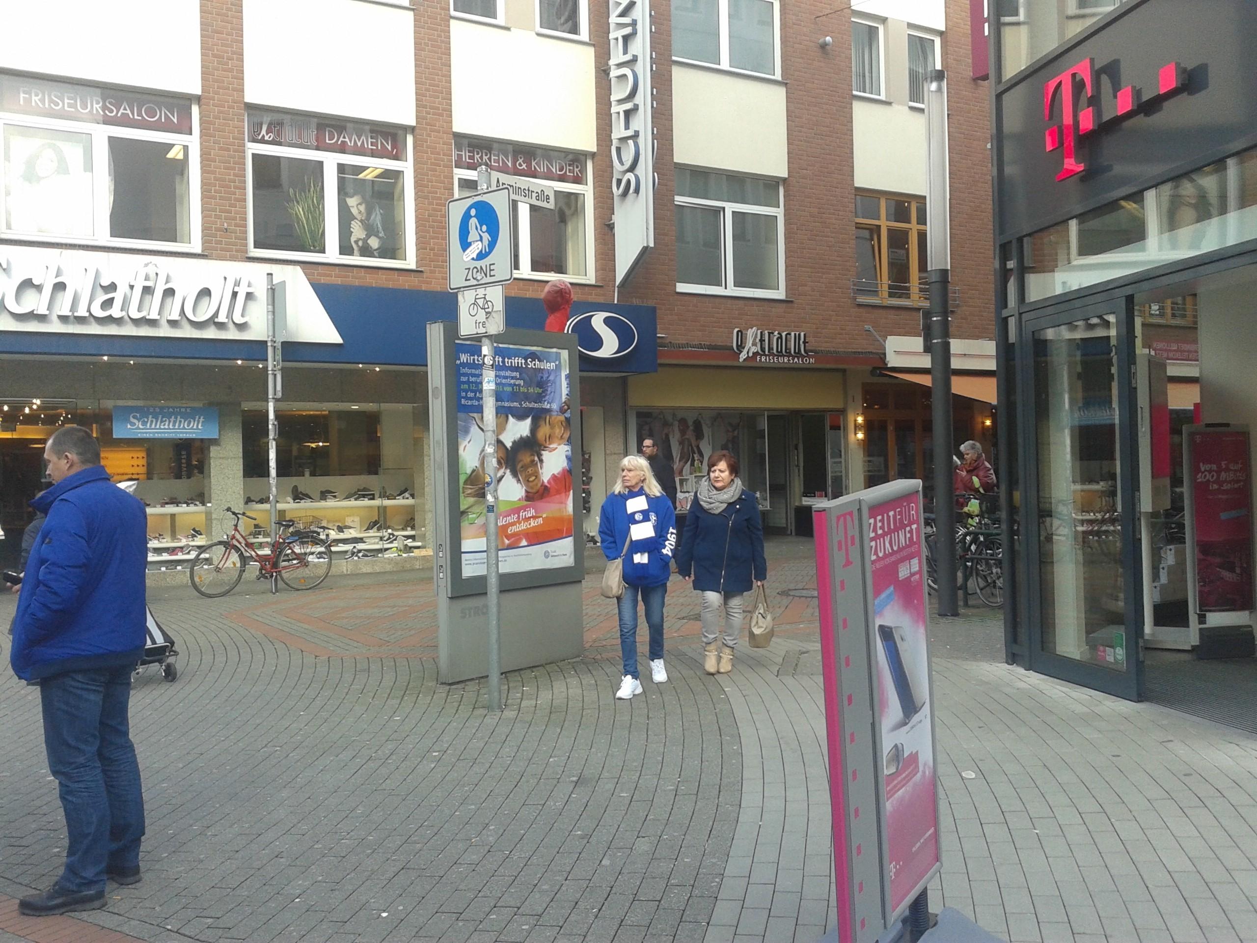 Любовь и презрение. Путешествие в Гельзенкирхен с UA-Футбол - изображение 3