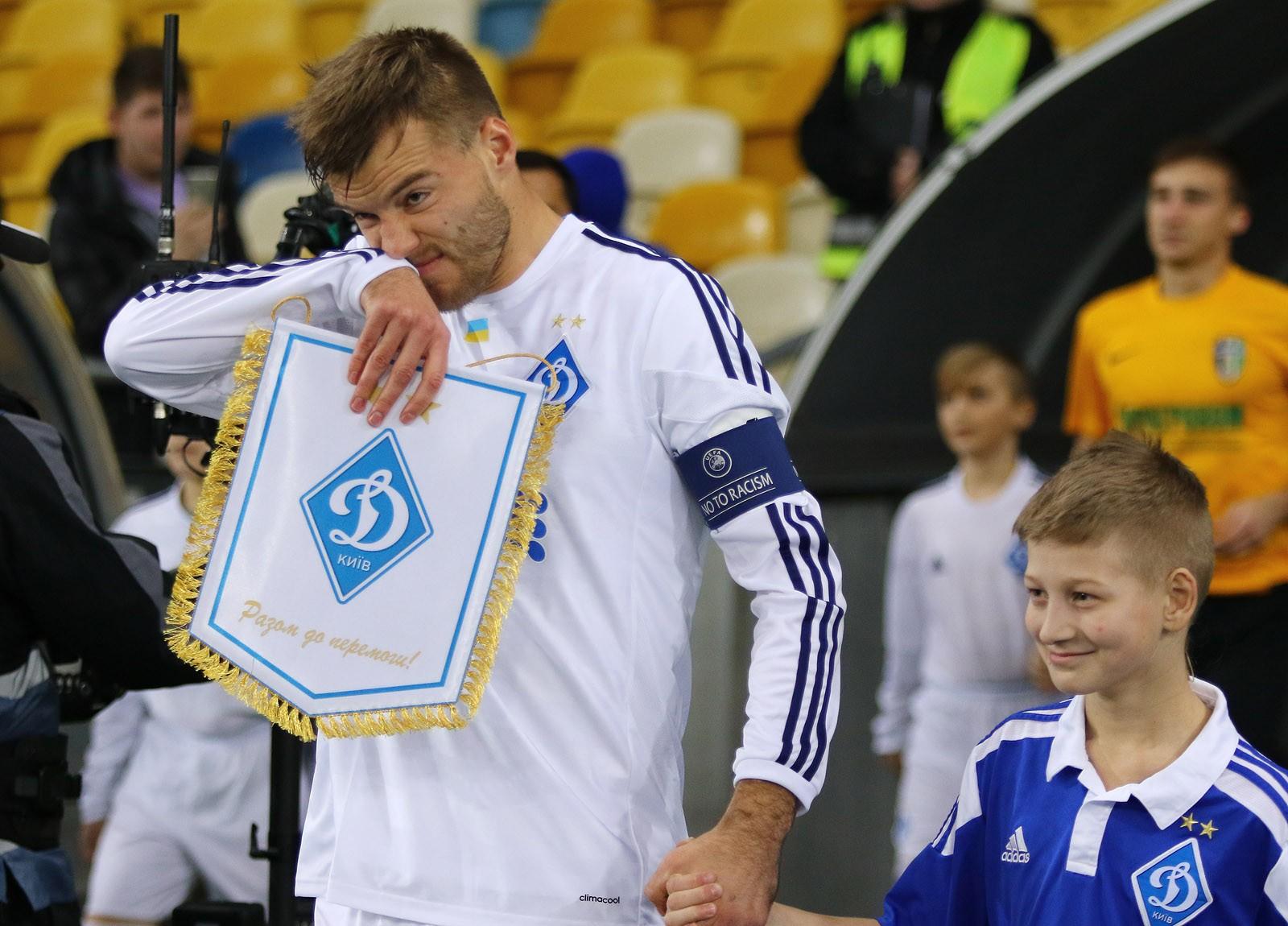 Андрей Ярмоленко (Динамо)