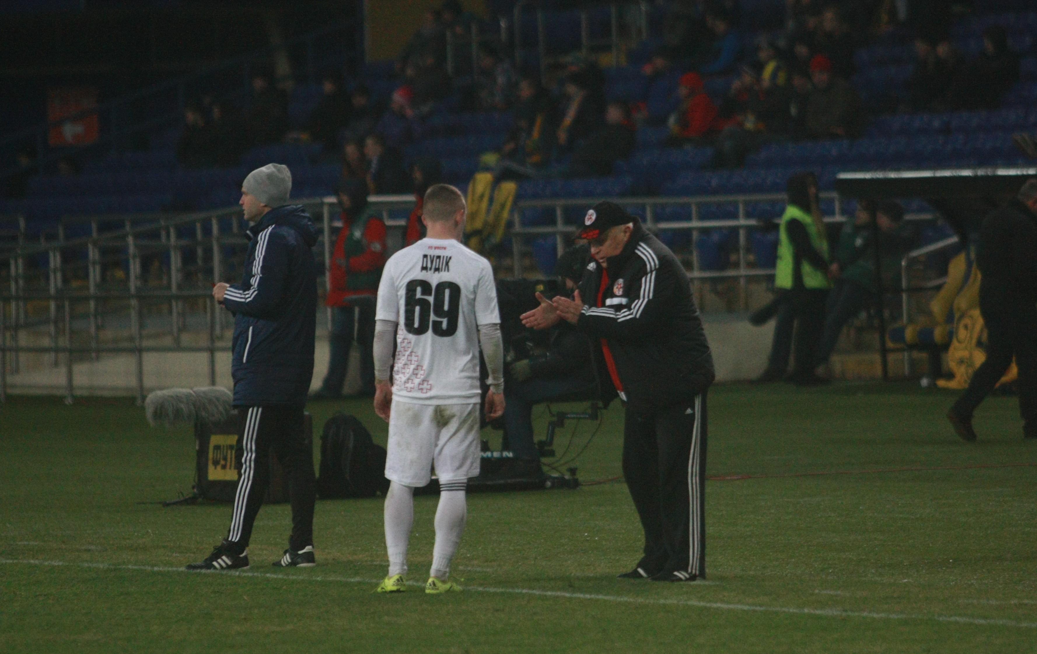 Герой футбольного дня. Виталий Кварцяный - изображение 2