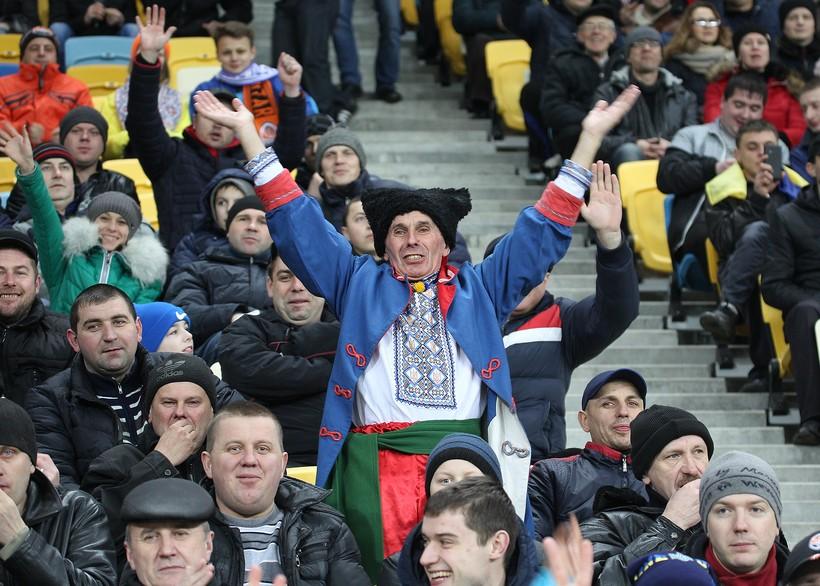 Герой футбольного дня. Львовский болельщик - изображение 2