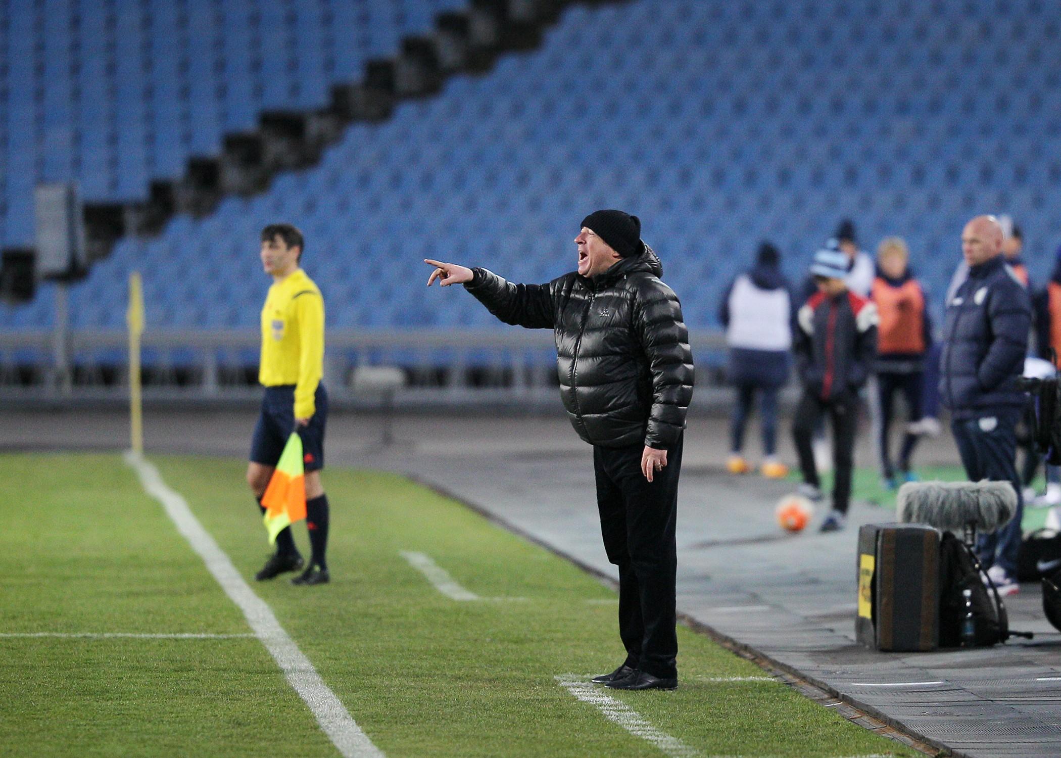 Герой футбольного дня. Вячеслав Грозный - изображение 1