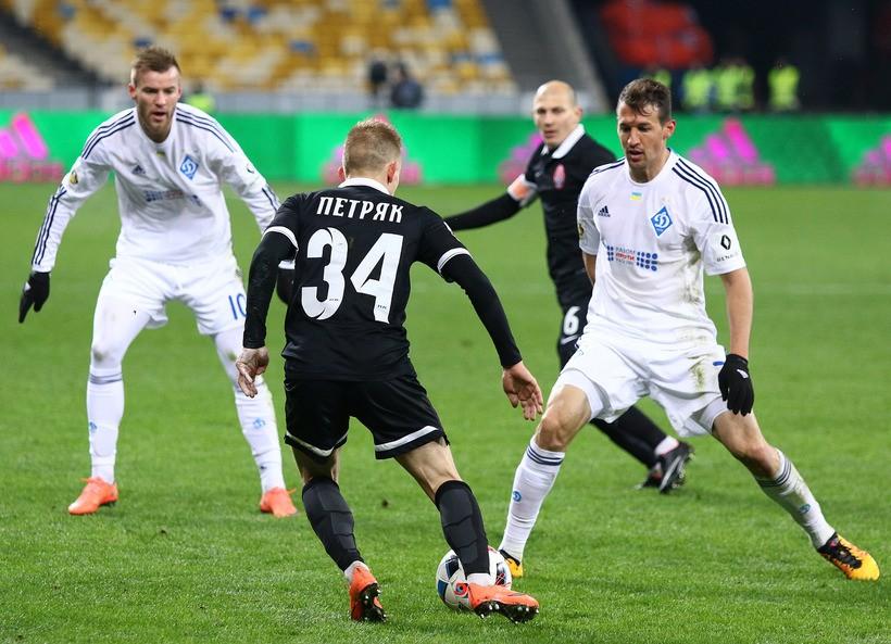 Динамо - Заря 1:0. Выстрадали - изображение 5