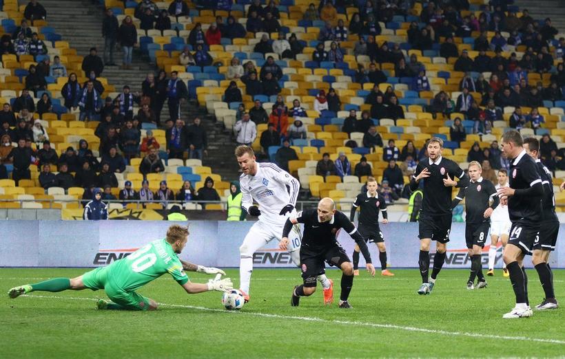 Динамо - Заря 1:0. Выстрадали - изображение 6