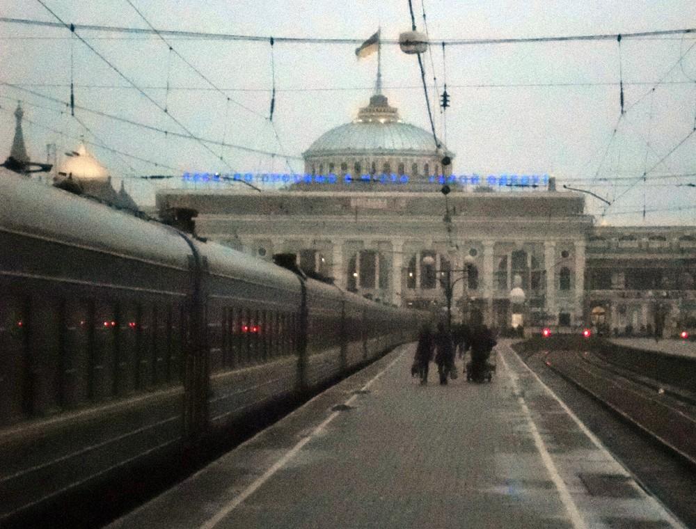 Байки от Вербицкого. От Одессы до Одеси - изображение 1