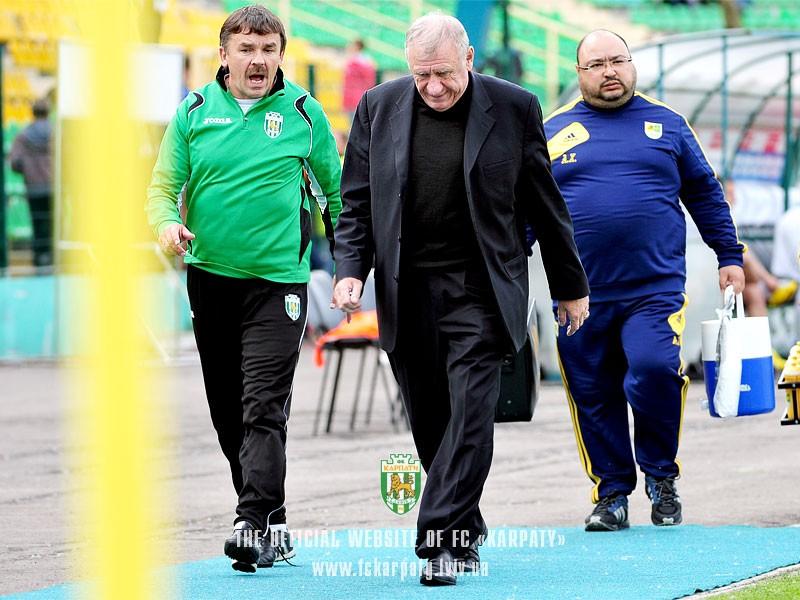 Владимир Безубяк: Пока тренеры пришли, Лужный даже пустил кое-кому кровь - изображение 12