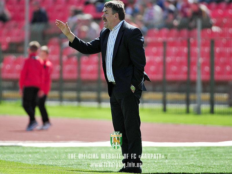 Владимир Безубяк: Пока тренеры пришли, Лужный даже пустил кое-кому кровь - изображение 9
