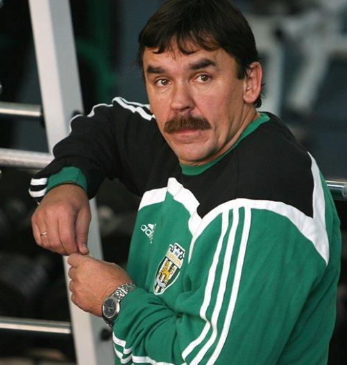 Владимир Безубяк: Пока тренеры пришли, Лужный даже пустил кое-кому кровь - изображение 8