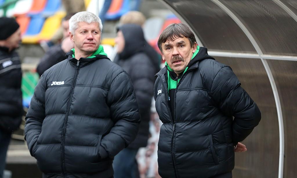 Владимир Безубяк: Пока тренеры пришли, Лужный даже пустил кое-кому кровь - изображение 11