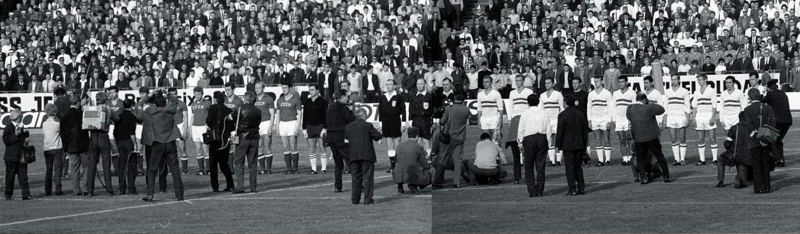 Украинцы на Евро. 1968 и 1972. Владимир Капличный - изображение 6