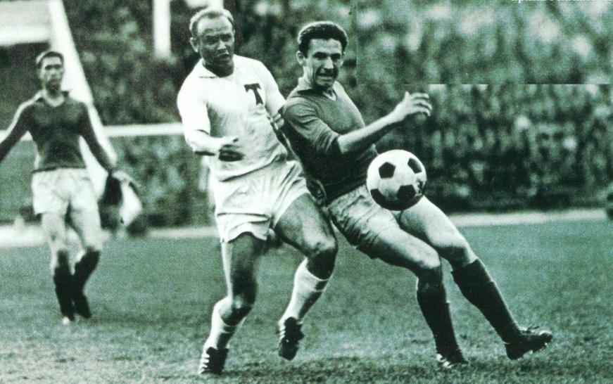 Украинцы на Евро. 1968 и 1972. Владимир Капличный - изображение 4