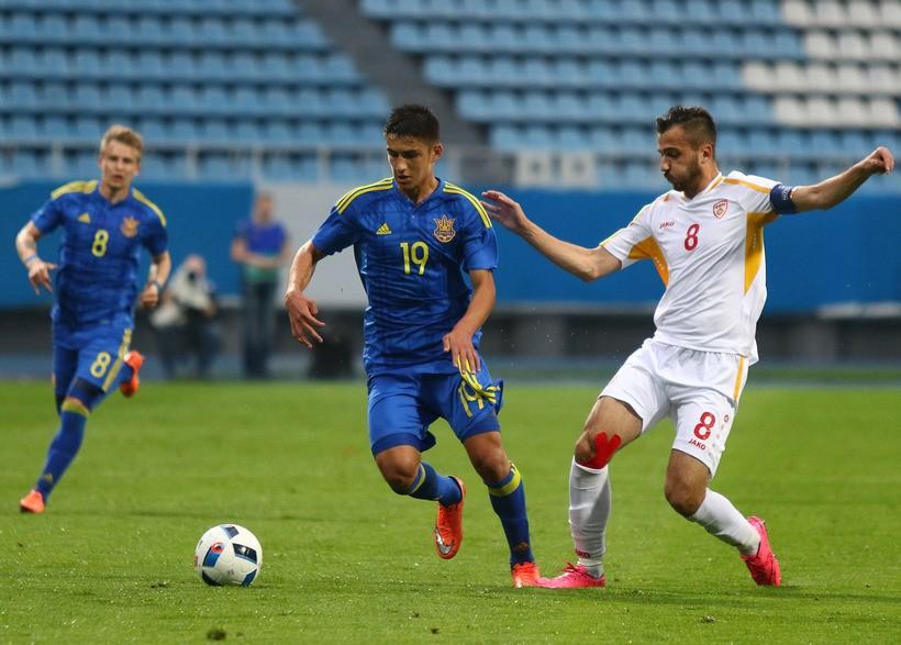 Отбор на Евро-2017 (U-21). Украина - Македония 0:2. Надежда умирает последней? - изображение 1