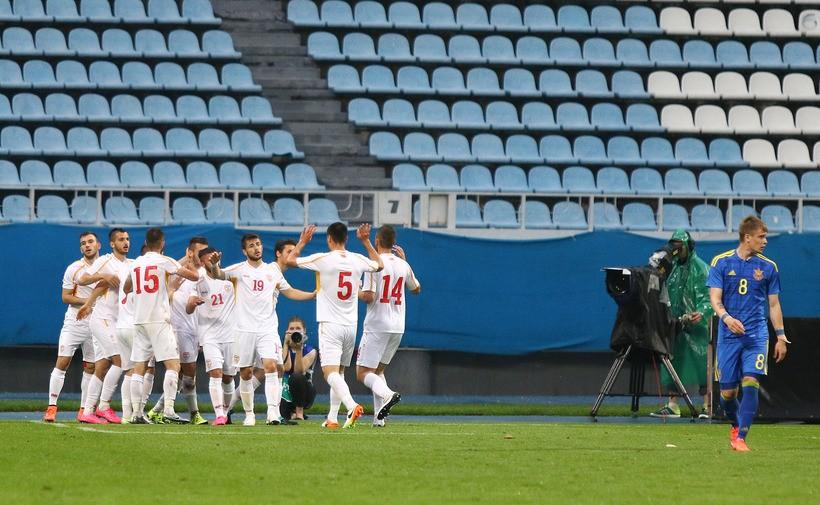 Отбор на Евро-2017 (U-21). Украина - Македония 0:2. Надежда умирает последней? - изображение 3