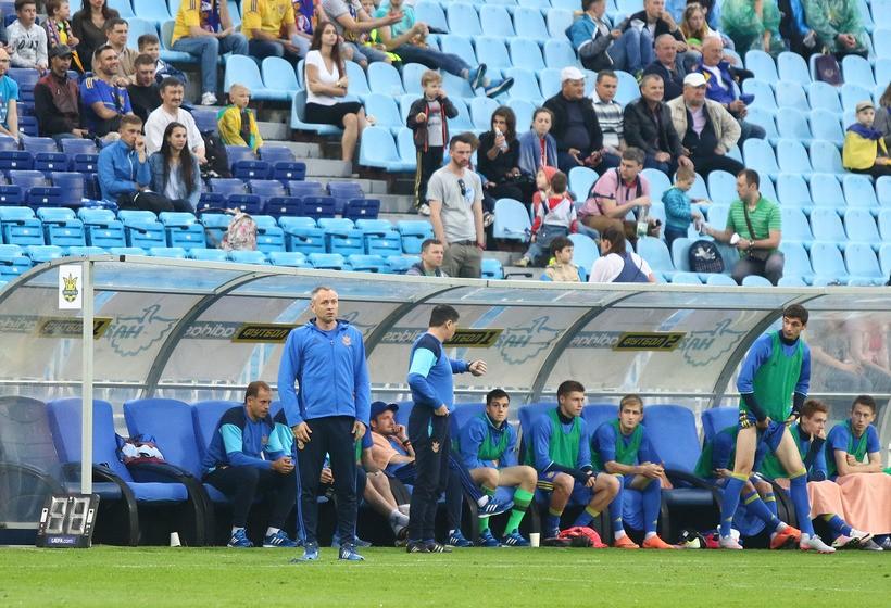 Отбор на Евро-2017 (U-21). Украина - Македония 0:2. Надежда умирает последней? - изображение 4