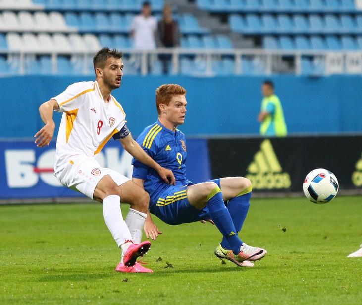 Отбор на Евро-2017 (U-21). Украина - Македония 0:2. Надежда умирает последней? - изображение 5