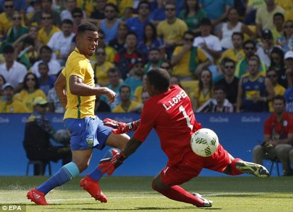 Олимпиада-2016. Бразилия - Гондурас - 6:0. Неймар и все остальные - изображение 2