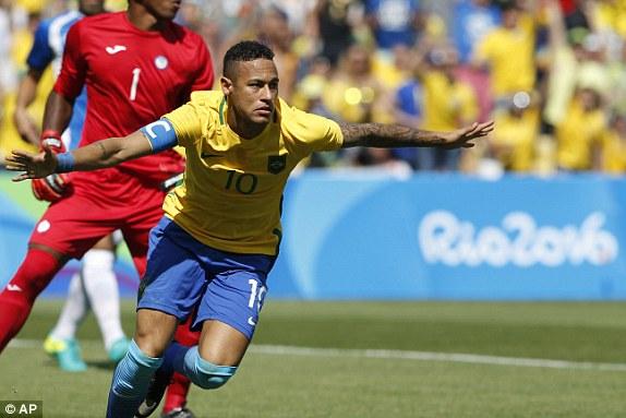 Олимпиада-2016. Бразилия - Гондурас - 6:0. Неймар и все остальные - изображение 3