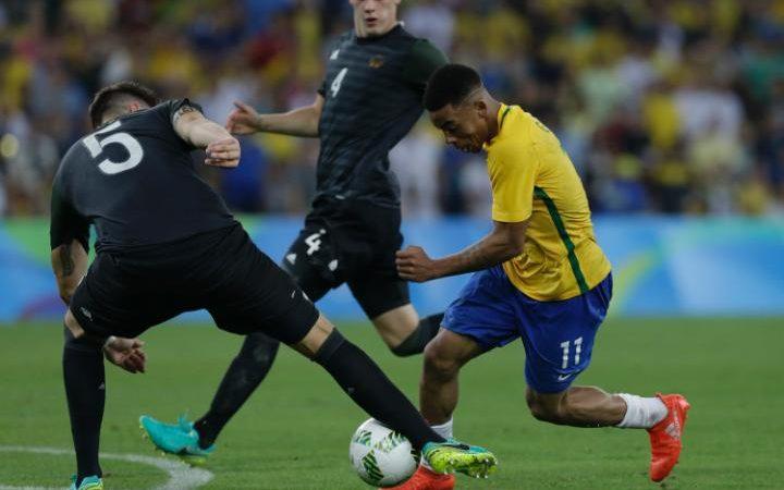 Олимпиада-2016. Финал. Бразилия – Германия – 1:1, пен. 5:4. Линекер наконец ошибся - изображение 4
