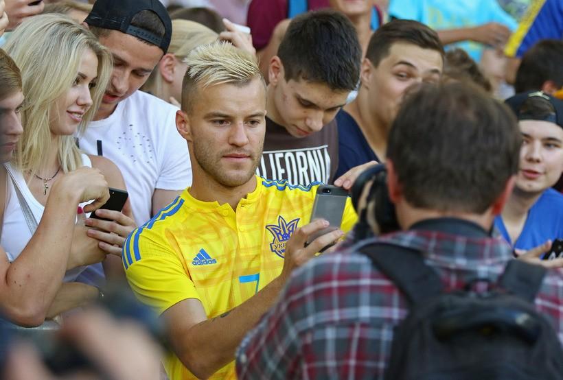 Андрей Ярмоленко (Украина)