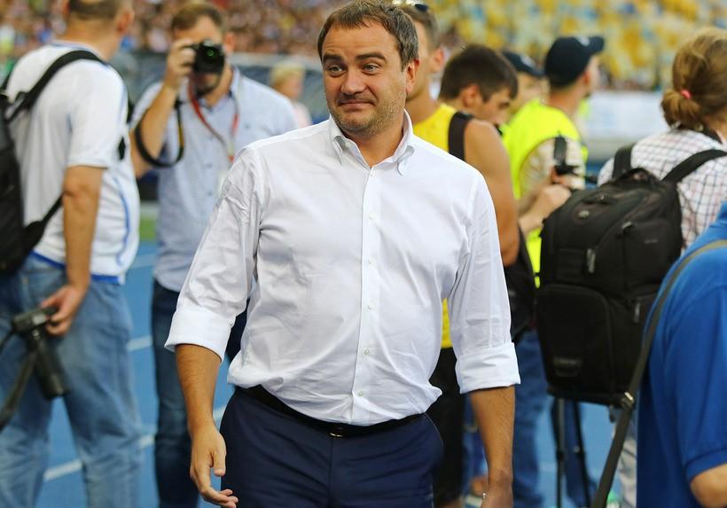 Андрей Павелко (ФФУ)
