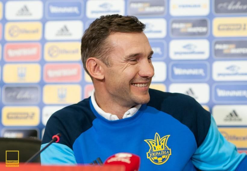 Андрей Шевченко (Украина)