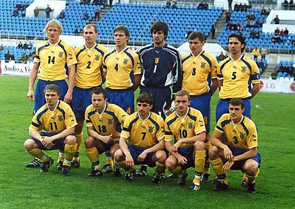Украинцы против сербов. Финал Евро, фантастический Козинкевич и посвящение Лобановскому - изображение 10
