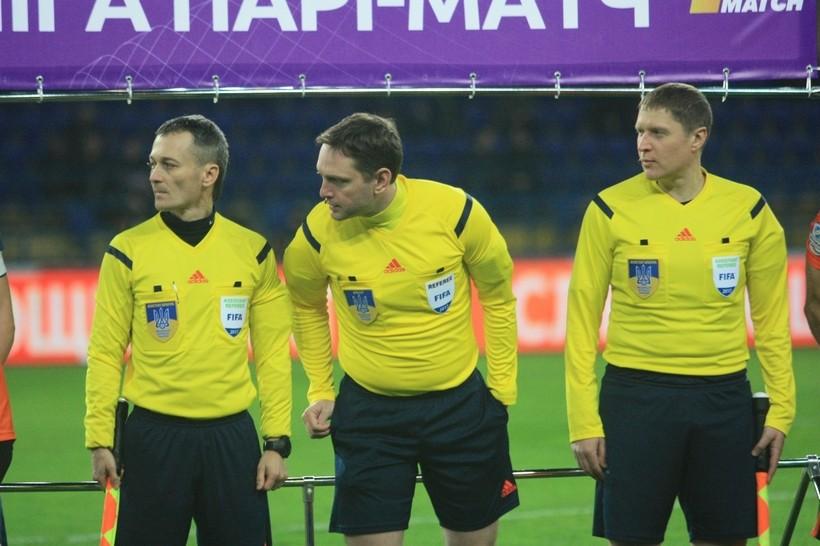 Евгений Арановский (арбитр)
