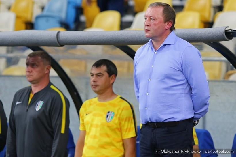 Володимир Шаран: Акцентуємо увагу на агресивному футболі - изображение 3