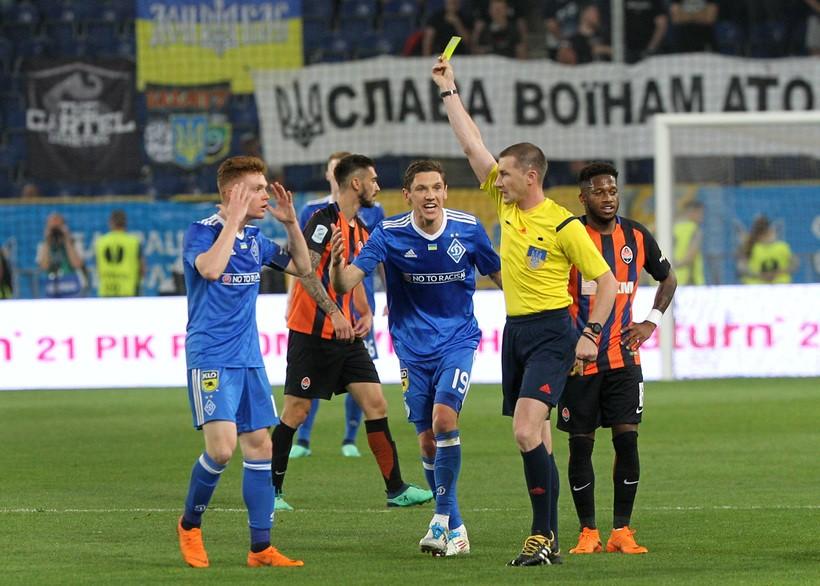 Тарас СТЕПАНЕНКО: «Матч сВересом важнее, чем финал Кубка сДинамо»