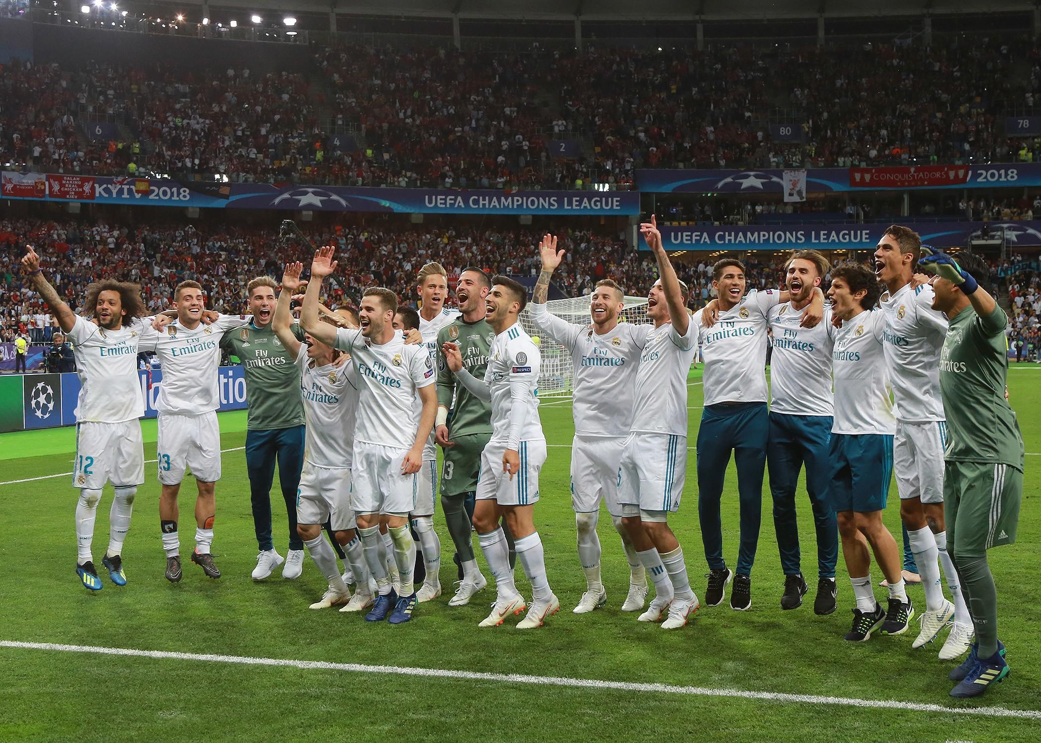 Короли среди разрухи. Реал умеет противостоять трудностям, благодаря этому в Испании он на вершине - изображение 2