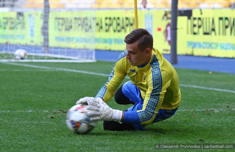 Андрей Лунин (Украина)