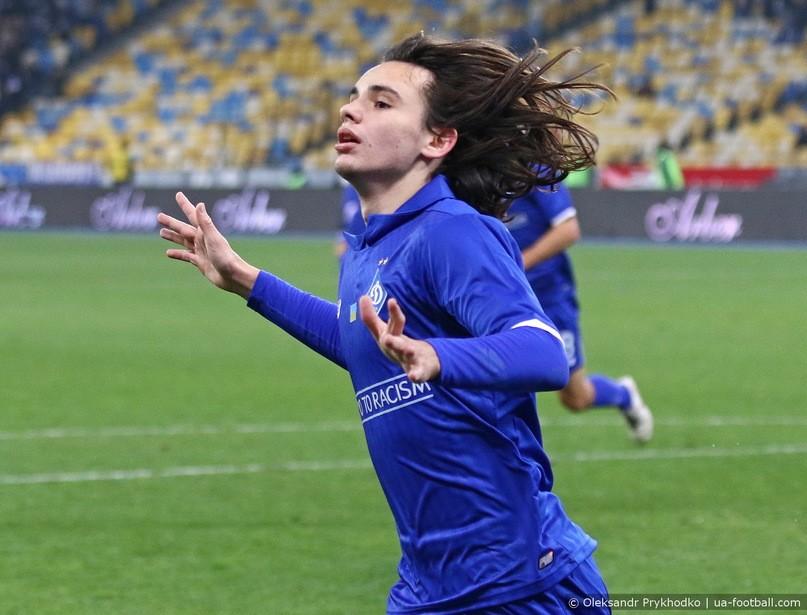 Николай Шапаренко (Динамо)
