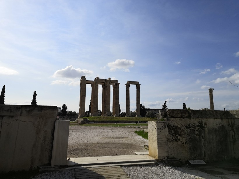 Сокровища прошлого. Не денежные богатства Афин - изображение 5