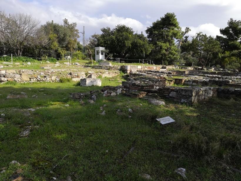 Сокровища прошлого. Не денежные богатства Афин - изображение 8